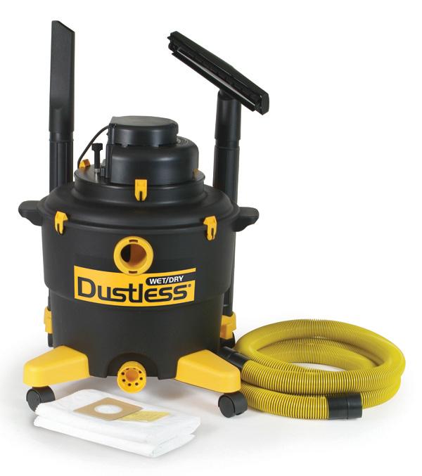 dustless wetdry vacuum d1603 - Hepa Vacuum