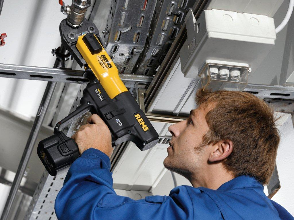 Rems power-press acc Prensadora radial power.press acc basic