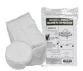 Dustless Technologies - Filter Set for Wet-Dry Vacuum (13001)