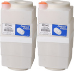Atrix - Omega Toner and Dust Filter Cartridge 2-pack (31700C-2P)