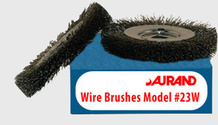 Aurand - #23W Wire Brushes (set of 10)