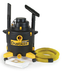 Dustless Technologies - Wet/Dry Vacuum 240 volt (16005)