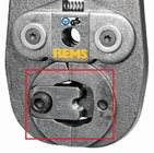 "REMS - 3/8"" Replacement Inserts for Cropping Tongs (571846)"